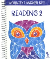 Reading 2 Student Worktext Teacher's Edition (3rd Edition)