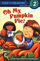 Oh My, Pumpkin Pie!