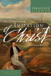 The Complete Imitation of Christ - eBook