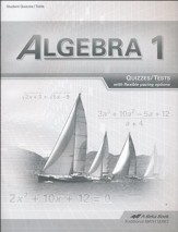 Algebra 1 Tests/Quizzes (Updated Edition)