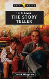 C S Lewis: The story teller - eBook