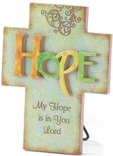 Hope Cross, My Hope Is In You Lord