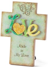 Love Cross, Abide In My Love