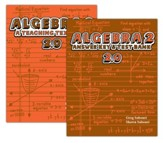 Teaching Textbooks Algebra 2 Extra Textbook and Answer Key, Version 2.0