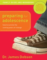 Preparing for Adolescence Family Guide & Workbook - eBook