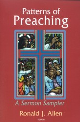 Patterns of preaching: a sermon sampler - eBook