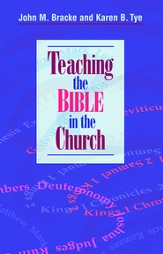 Teaching the Bible in the church - eBook