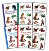 Christian Liberty Nature Readers Pack (Book K - Book 5)
