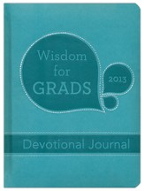 Wisdom for Grads: Devotional Journal