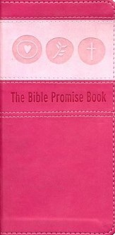 Bible Promise Book, Two-Tone Pink, KJV