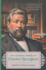 The Essential Works of Charles Spurgeon  - Slightly Imperfect