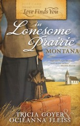 Love Finds You in Lonesome Prairie, Montana - eBook