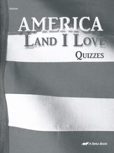 America: Land I Love Quizzes
