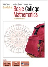 Essentials of Basic College Math with CD, 2nd Edition, 2009