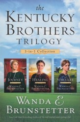 The Kentucky Brothers Trilogy, 3 Volumes in 1