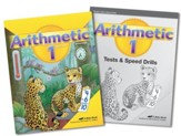 Homeschool Child Grade 1 Aritmetic Kit (New Edition)
