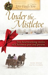 Love Finds You Under the Mistletoe - eBook