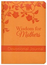 Wisdom for Mothers: Devotional Journal - Slightly Imperfect