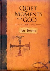 Quiet Moments with God: A Devotional Journal for Teens
