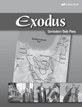 Exodus Bible Curriculum/Daily Plans