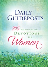 365 Spirit-Lifting Devotions for Women - eBook