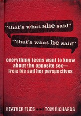 That's What She Said That's What He Said - eBook