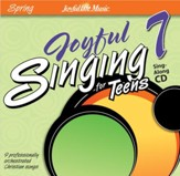 Joyful Singing for Teens #7 Audio CD