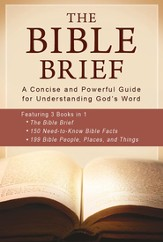 Bible Brief: A Concise and Powerful Guide for Understanding God's Word