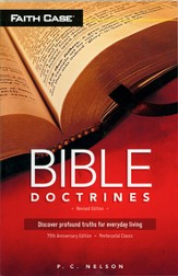 Bible Doctrines, Revised Edition - eBook