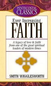 Ever Increasing Faith - eBook