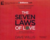 The 7 Laws of Love: Essential Principles for Building Stronger Relationships - unabridged audio book on CD