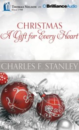 Christmas: A Gift for Every Heart - unabridged audio book on CD