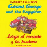 Curious George and the Firefighters, Bilingual Spanish/English Edition