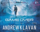 #3: Game Over - unabridged audio book on CD