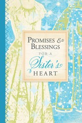 Promises & Blessings for a Sister's Heart - eBook