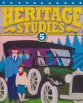 BJU Heritage Studies Grade 5 Student Text, Fourth Edition
