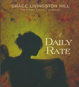 A Daily Rate - unabridged audiobook on CD