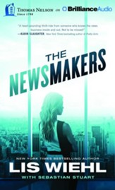 The Newsmakers - unabridged audio book on CD