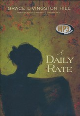 A Daily Rate - unabridged audiobook on MP3-CD