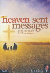Heaven Sent Messages: 150 Messages by Dr. SM Davis & others on DVD