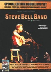 Steve Bell Band In Concert, DVD