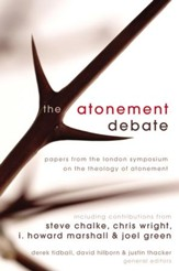 The Atonement Debate: Papers from the London Symposium on the Theology of Atonement - eBook