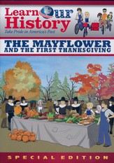 Mayflower and the First Thanksgiving, DVD Mike Huckabee's Learn Our History