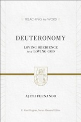 Deuteronomy: Loving Obedience to a Loving God - eBook