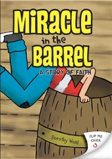 Miracle in the Barrel: A Story of Faith - eBook