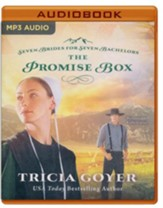 #2: The Promise Box, Seven Brides for Seven Bachelors - unabridged audio book on MP3-CD
