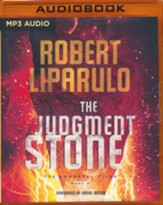 #2: The Judgment Stone, Immortal Files - unabridged audio book on MP3-CD