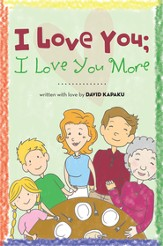 I Love You; I Love You More - eBook