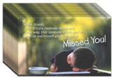 Missed You, Postcards, 25