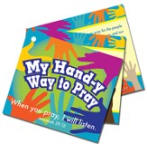 My Handy Way To Pray Activity Cards